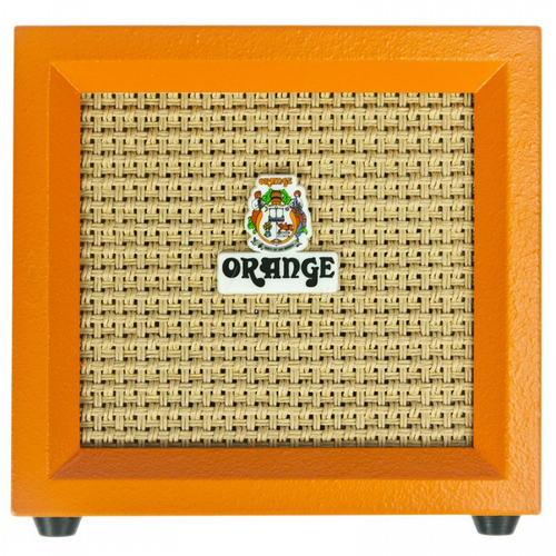 Orange Micro Crush Mini Combo Amplifier 3 Watts Solid State OS-CR-3